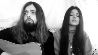 The Cranberries ◘ Zombie [Acoustic Folk Duet Cover - Flora Cash - TBT#3]