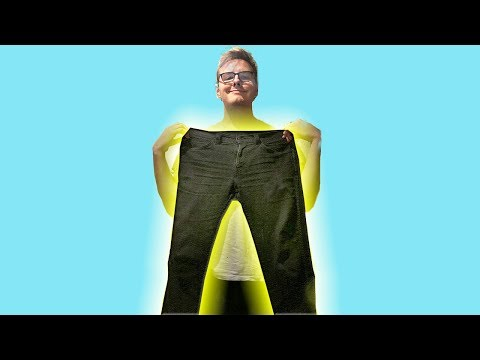 🔥I MADE A SONG USING MY PANTS 🔥