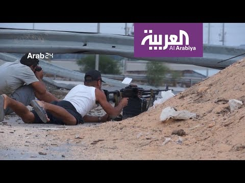اشتباكات طرابلس تخرق الهدنة الهشة  - نشر قبل 2 ساعة