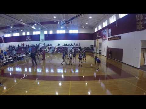 Pilialoha 16 Jrs vs BUEV Silver Game 1  