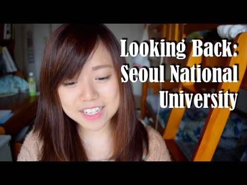 My Study Abroad in Seoul National University Reflection ♡