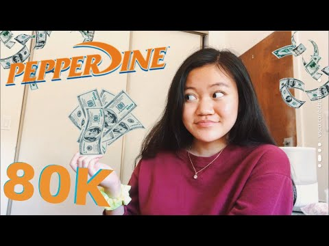 COLLEGE FINANCES   How I Afford Pepperdine (real talk, tips)