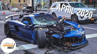 Supercar Fails - Best of April 2020