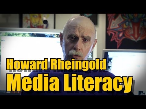 Howard Rheingold - Media literacy - From Gutenberg to Zuckerberg