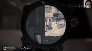 Call of Duty Ghosts Multiplayer Online Hardcore Team Deathmatch Octane Good Game