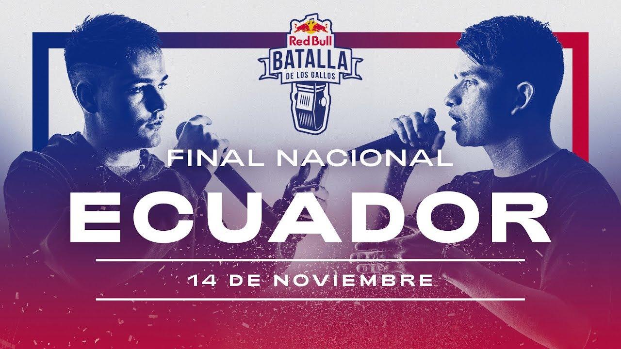 Final Nacional Ecuador 2020 | Red Bull Batalla de los Gallos