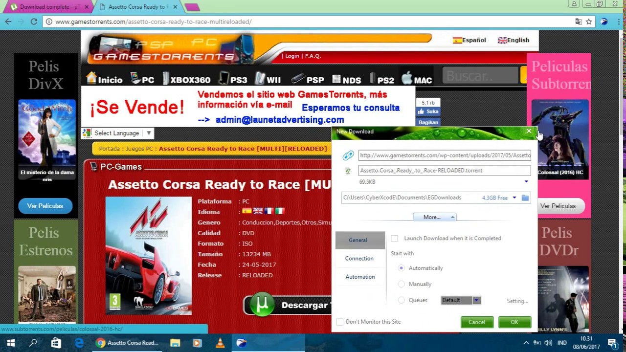 Tutorial Mudah Download Game Pc Ps2 Ps3 Dll Full Iso Torrents Youtube