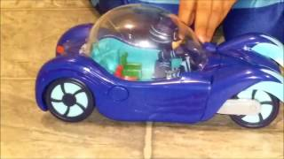 Catboy Deluxe Cat Car Toy Review