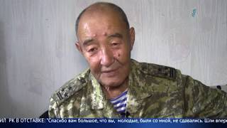 Ушёл из жизни легендарный Кара майор – Борис Керимбаев