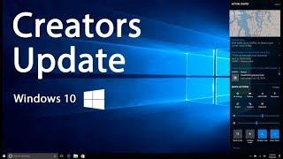 Windows 10 Creators Update!