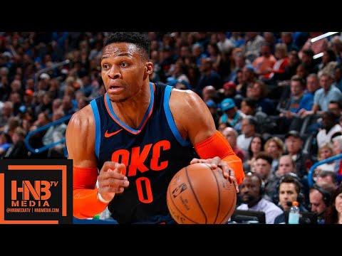 OKC Thunder vs Minnesota Timberwolves Full Game Highlights   12/23/2018 NBA Season