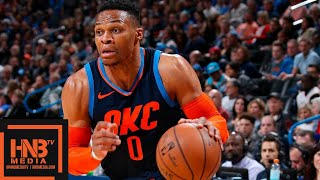 OKC Thunder vs Minnesota Timberwolves Full Game Highlights | 12/23/2018 NBA Season
