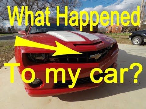 What Happened To My 2SS Chevy Camaro?  Bowtie Delete