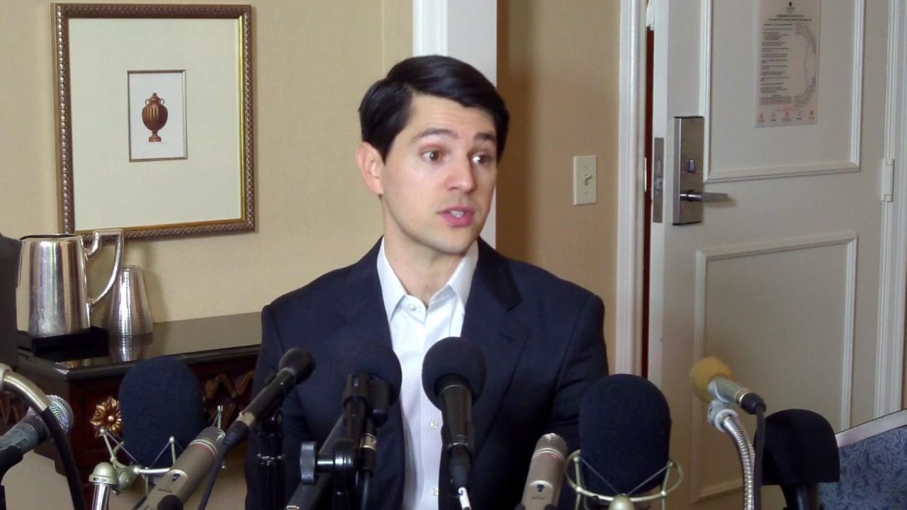 "Nicholas D'Agosto (""Trial & Error"") Talks Importance of ..."