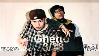 Ghetto 3-38  - [3-38 Record`s ]  - Tiano & eL  Mc Brow -  2012