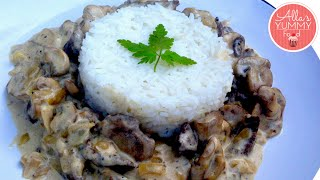 How to make Beef Stroganoff - Russian Cuisine