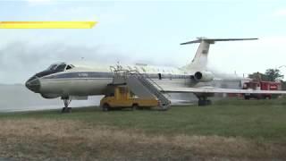 Тушение самолета и эвакуация пассажиров: в аэропорту Сочи прошли учения. Новости Эфкате