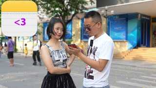 ĐOÁN SUY NGHĨ GÁI XINH BẰNG IPHONE 11 PRO MAX 100% - EASY IPHONE NOTE TRICK TO GET NUMBER