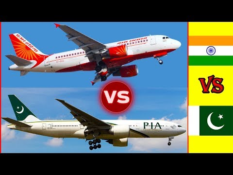 Air India vs Pakistan International Airlines Comparison