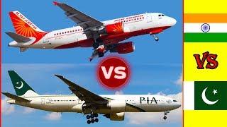 Air India vs Pakistan International Airlines Comparison