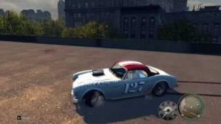 Mafia 2 secret car (over 140 mph!!)