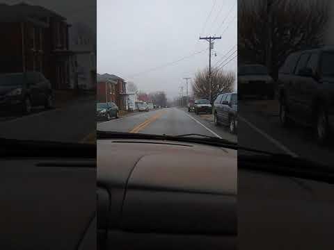 Drive through my town