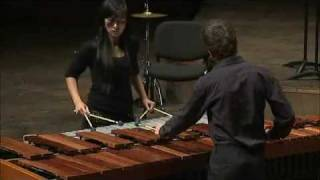 Joint Venture Percussion Duo | Toccata - Anders Koppel