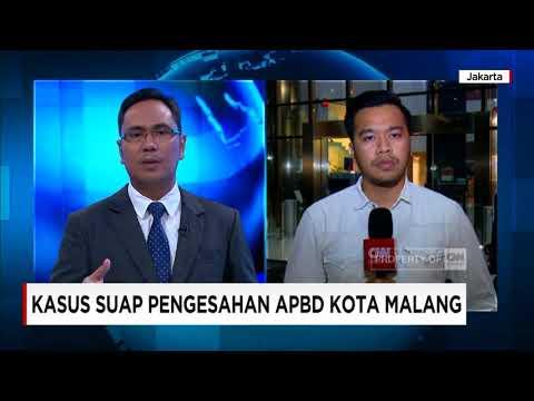 KPK Tetapkan 18 Anggota & Walikota Malang Tersangka Kasus Suap Mp3