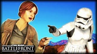 Star Wars Battlefront with Bombastic! (The Bonker)