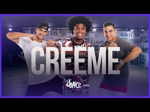 Créeme - Karol G, Maluma | FitDance Life (Coreografía) Dance Video