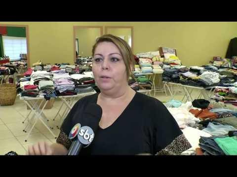 AACC realiza bazar com diversos itens para arrecadar fundos