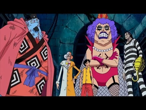 One Piece (Impel Down Arc)