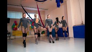 10 летие Танцевальной студии EVA Pole Dance