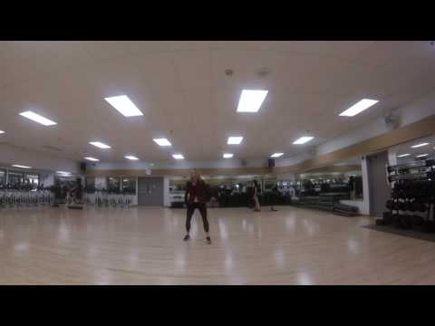 """Canned Heat"" dance fitness/zumba warm up"