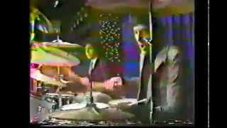 Louie Bellson National Drum Contest 1979 with winner Hank Guaglianone