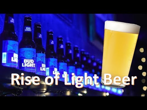The Rise of Light Beer Miller Lite, Bud Light, and Beer Industry Changes