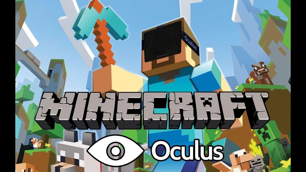 Pixeleket fogok hányni    Minecraft az Oculus Rift-ben! | TheVR