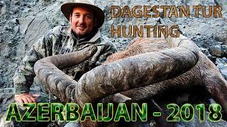 Dagestan Tur hunting Azerbaijan 2018