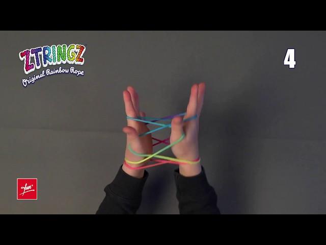 Ztringz Academy: Figure Spider web - Spinnenweb - Spinnennetz - Ragnatela 18