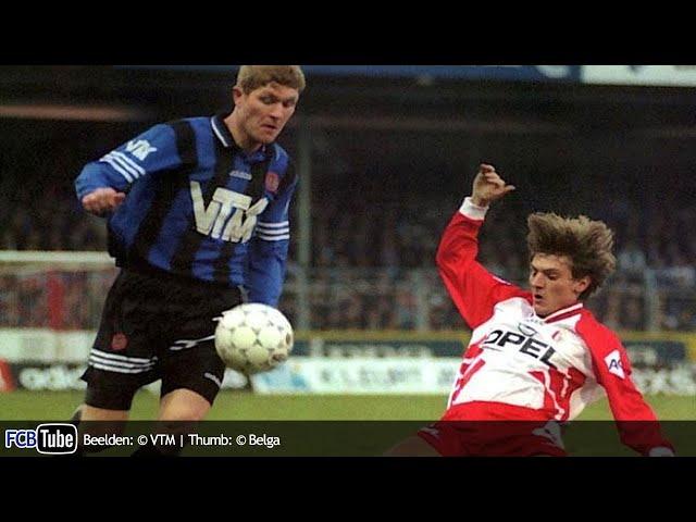 1995-1996 - Jupiler Pro League - 29. Club Brugge - Standard 6-1