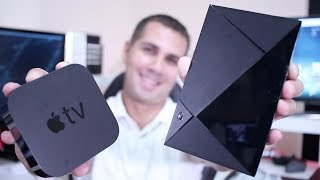 APPLE TV 4K vs ANDROID TV | WHICH SHOULD I CHOOSE ?