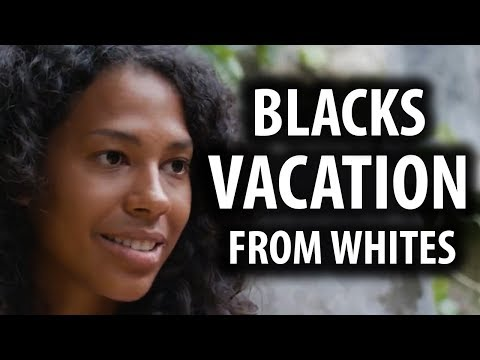 Women of Color Take Vacation From White People