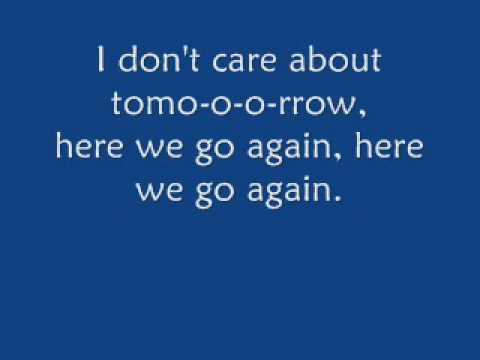 Demi Lovato – Here We Go Again Lyrics | Genius Lyrics