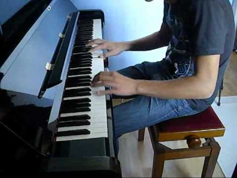Piano Blues Improvisation