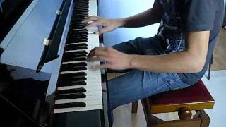 Piano Blues Improvisation