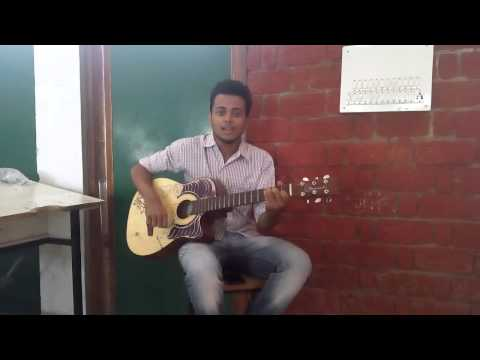 Guitar dheere dheere guitar tabs : Dheere Dheere Se Meri Zindagi UNPLUGGED by SIDDHARTH - YouTube