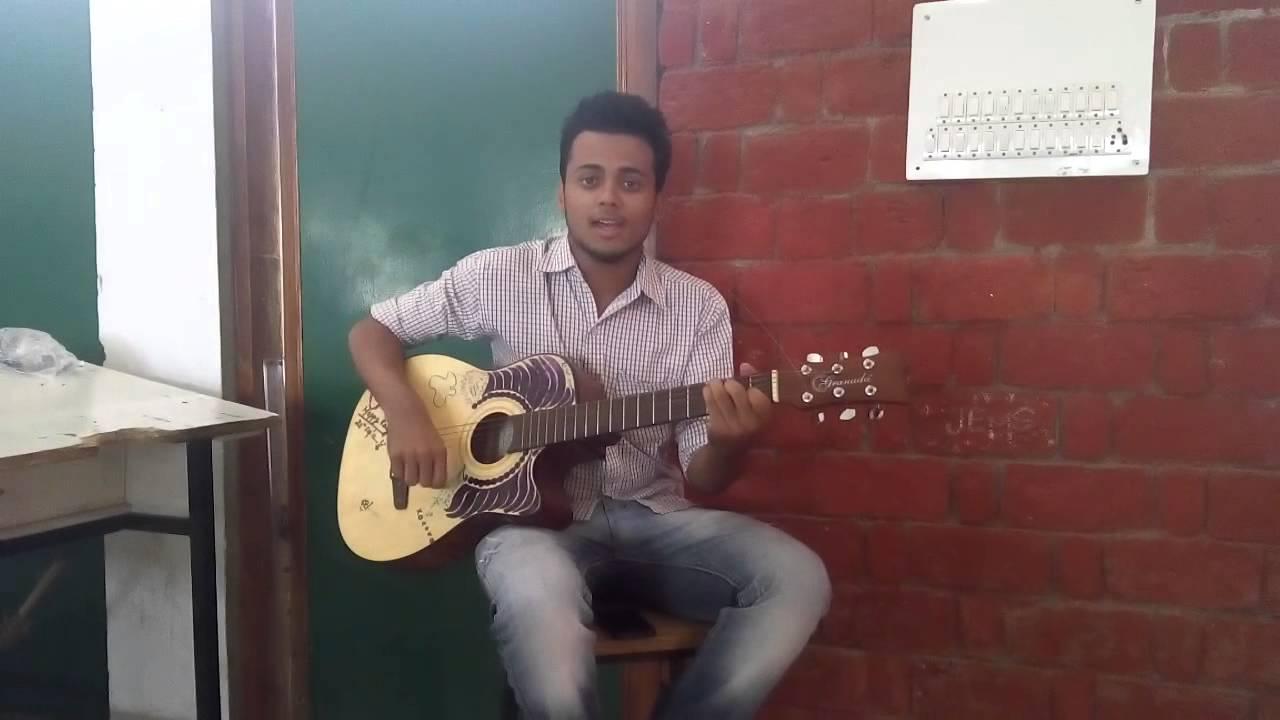 Dheere Dheere Se Meri Zindagi Unplugged By Siddharth Youtube