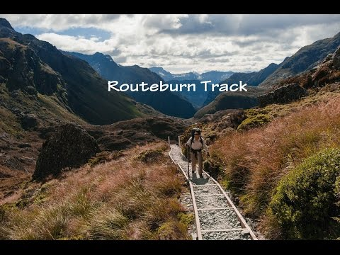 Queenstown- Routeburn Track 2016