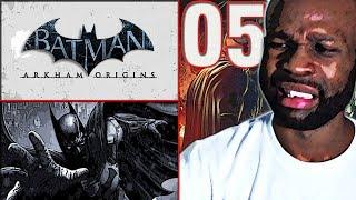 "Batman Arkham Origins Gameplay Walkthrough PART 5 - ""Lets Play"" ""Playthrough"""