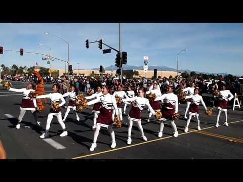 Bethune Elementary Cheer Team - Red Hot Cheer